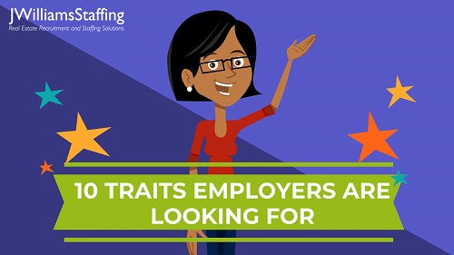 10 Traits Employers are Looking For