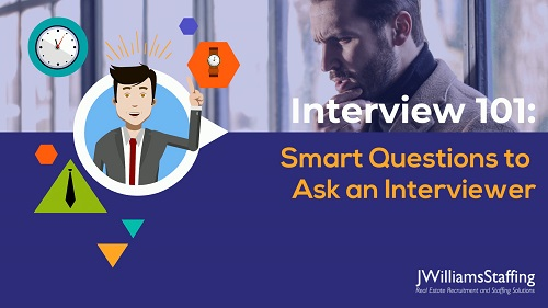 Smart Questions to Ask an Interviewer