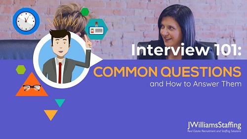 Interview 101: 15 Common Interview Questions and How to Answer Them