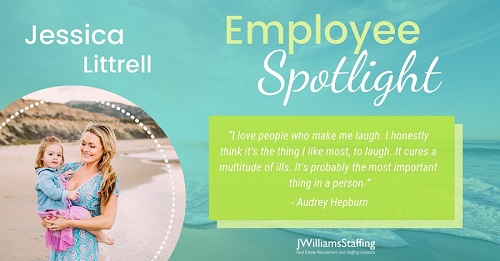 Employee Spotlight: Jessica Littrell