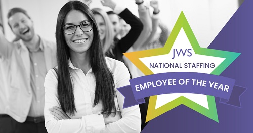 2020 National Staffing Employee of the Year Award