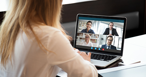 How to Stand Out in a Virtual Group Interview