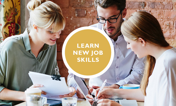 Learn New Job Skills